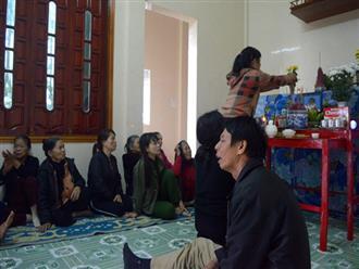 Lao động Việt tử nạn tại Đài Loan: Cha mẹ gào khóc trước bàn thờ, đau đớn nhớ thương con