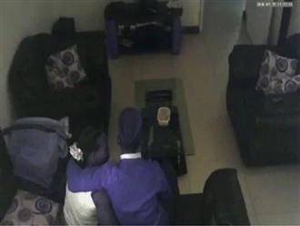 Lắp camera chống trộm, chồng bất ngờ phát hiện bí mật động trời của vợ khiến cả gia đình tan nát