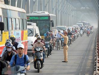 Hà Nội cấm, hạn chế xe những phố nào phục vụ lễ tang Chủ tịch nước?