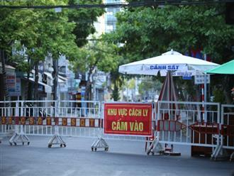 Lịch trình di chuyển 6 ca mắc Covid-19 công bố ngày 8/8 tại Đà Nẵng: Đi chợ, học thêm, họp lớp, đi uống cà phê, siêu thị…