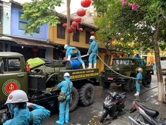Lịch trình di chuyển của 6 ca Covid-19 mới tại Quảng Nam: Đi chợ nhiều lần, bán đồ ăn sáng, lo đám tang...