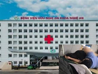 Lời phân trần của bác sĩ bị tố ôm nữ sinh thực tập: 'Bị người ta gài, chỉ ngủ chứ không làm gì'