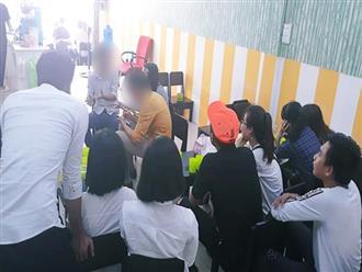 """Lừa đảo hơn chục tỷ đồng bỏ trốn, giám đốc 8x """"rởm"""" bị nạn nhân bắt giao công an khi đang nhận thêm tiền người khác ở Sài Gòn"""