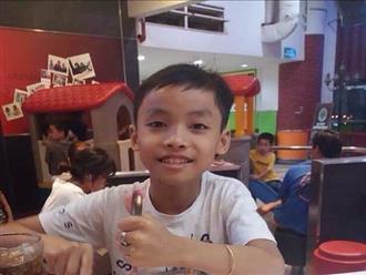 Mẹ khóc hết nước mắt tìm con trai 12 tuổi mất tích nhiều ngày với dòng tin nhắn kỳ lạ