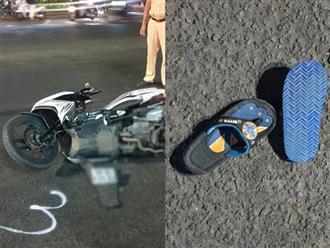 Gặp tai nạn khi chở nhau đi chơi cuối tuần, mẹ nguy kịch, con trai 5 tuổi tử vong thương tâm