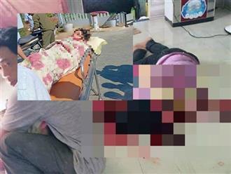 Hoàn cảnh éo le của người mẹ trẻ 19 tuổi mới sinh con 2 tháng bị chồng cứa cổ ở Quảng Nam