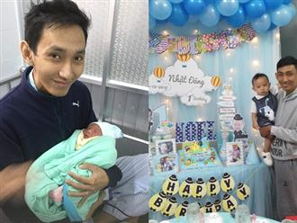 Một năm chờ sinh nhật con của ông bố ung thư giai đoạn cuối