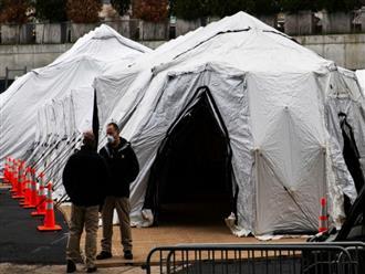 Mỹ có hơn 69.000 người nhiễm Covid-19 và 1041 người tử vong, bang New York cho dựng nhà xác tạm thời bên ngoài bệnh viện