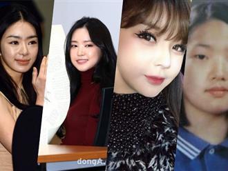 Mỹ nhân Hàn Quốc phẫu thuật thẩm mỹ: Người nhan sắc lên hương, kẻ bị mắng mỏ vì nghiện dao kéo đáng tiếc nhất là Park Bom 2NE1
