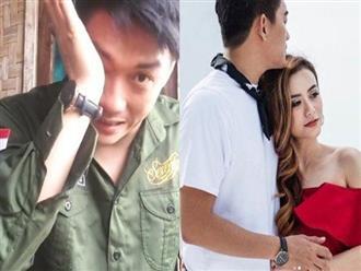 """Nam ca sĩ nhắn với người vợ mất tích trong sóng thần ở Indonesia: """"Hôm nay là sinh nhật em, hãy về nhà sớm nhé""""!"""