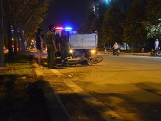 TP.HCM: Nam công nhân tử vong bất thường cạnh xe máy trên đại lộ Mai Chí Thọ