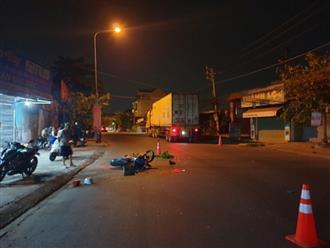 Nam công nhân vệ sinh bị container cán đứt lìa bàn tay, tử vong thương tâm lúc nửa đêm