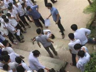 Nam sinh lớp 10 nhảy từ tầng 2 xuống sân trường trong giờ ra chơi: Thời gian gần đây có biểu hiện bất thường