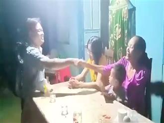 """Nam tài xế đến tận nhà xin lỗi trực tiếp người phụ nữ bị mình tát ở Đồng Nai: """"Em vui lòng bỏ qua cho anh, cảm ơn em!"""""""