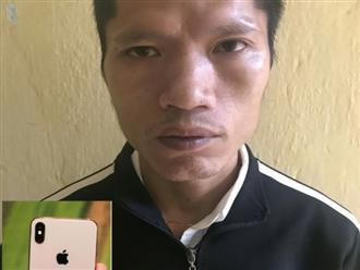 Nam thanh niên bị bắt vì nhặt được iPhone XS Max nhưng không trả