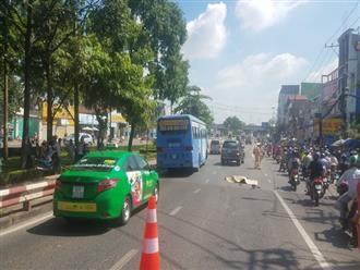 TP.HCM: Nam thanh niên bị ô tô cán tử vong dưới dốc cầu Bình Triệu