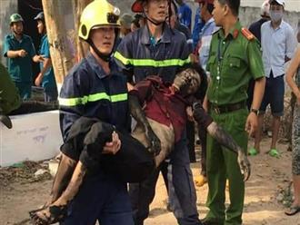 Nạn nhân thứ 7 trong vụ cháy nhà hàng ở Đồng Nai đã tử vong sau hai ngày cấp cứu
