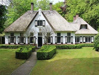 Nếu có mảnh đất rộng bạt ngàn chốn quê thanh bình, bạn sẽ làm gì để có ngôi nhà an dưỡng tuổi già tốt nhất?
