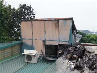 Vụ cháy nhà khiến 3 bà cháu tử vong: Nghẹn lòng cảnh các nạn nhân nằm đè lên nhau trên gác xép