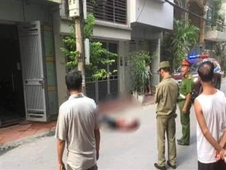 Hà Nội: Nam thanh niên nghi sát hại 2 nữ sinh viên trong phòng trọ rồi nhảy lầu tự tử