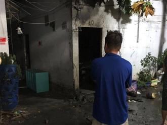 Nóng: Nghi án phóng hỏa nhà trọ vì mâu thuẫn tình cảm khiến 3 người tử vong ở Sài Gòn