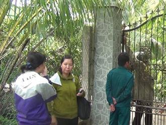 Nghi phạm sát hại 3 người trong gia đình ở Tiền Giang bị bắt
