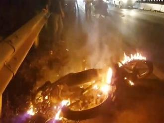 Nghi vấn CSGT Đồng Nai gây tai nạn rồi bỏ chạy
