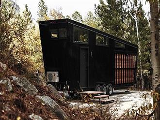 Ngôi nhà di dộng với tiện nghi choáng ngợp