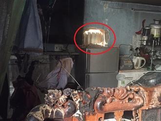 Ngôi nhà khóa trái bốc cháy ở TP.HCM: Nhân chứng kể lại phút kinh hoàng