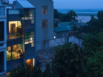 Ngôi nhà ống chỉ vỏn vẹn 36m² nhưng thoáng đẹp bất ngờ của gia đình có trẻ nhỏ ở Gia Lâm, Hà Nội