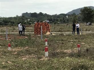 """Ngưng xây dựng để điều tra dự án đất """"vàng"""" ở Bà Rịa - Vũng Tàu"""