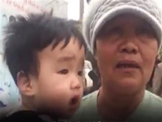Người bà kể lại giây phút bế cháu thoát khỏi vụ tai nạn liên hoàn ở Quảng Ninh: 'Hai bà cháu ngồi trong xe thì chết cả'