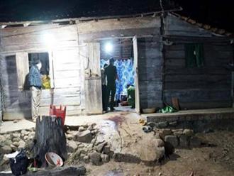 Đắk Lắk: Đang nằm ngủ, bố bị con trai ruột chém tử vong