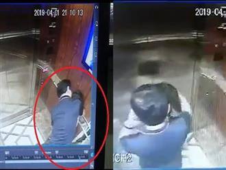 Người đàn ông cưỡng hôn bé gái trong thang máy: Rời Sài Gòn về TP. Đà Nẵng sau khi giở trò sàm sỡ