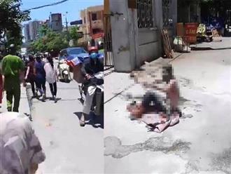 Hà Nội: Người đàn ông đổ xăng tự thiêu giữa trưa nắng nóng