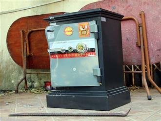 Bắc Giang: Lợi dụng chủ nhà đi viếng đám ma, người đàn ông đột nhập phá két sắt trộm gần 4 cây vàng