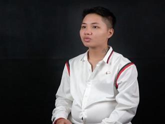 """""""Người đàn ông Việt Nam đầu tiên mang thai"""" đã """"vượt cạn"""" thành công, tên em bé được mẹ tiết lộ có ý nghĩa bất ngờ"""
