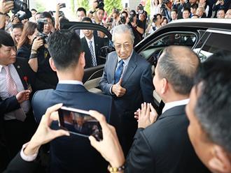 Thủ tướng Mahathir Mohamad: Người luôn ủng hộ công nghiệp ô tô nội địa