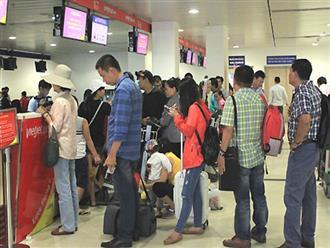 Người lưu trú ở Tân Sơn Nhất 2 tháng thường xuyên nhịn đói