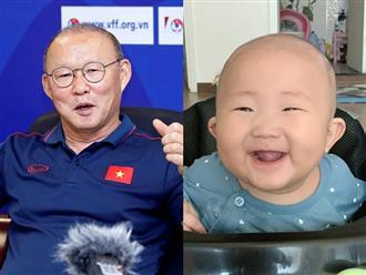 Con trai có khuôn mặt giống HLV Park Hang Seo y đúc, mẹ trẻ tiết lộ điều đặc biệt khi mang thai