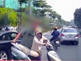 Anh Tây nhấc bổng 'ninja' dừng xe nghe điện thoại giữa đường vào lề: 'Đây là trường hợp đỉnh nhất mà tôi từng gặp'