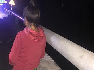 Quảng Ninh: Người phụ nữ khóc lóc, nhảy cầu tự tử trong đêm vì không được trả lương suốt 3 tháng