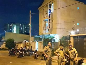 Người phụ nữ tử vong bất thường sau khi vào khách sạn với nam thanh niên ở Sài Gòn