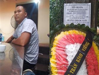 """Người thân đau đớn tại lễ tang của 3 mẹ con tử vong dưới sông Bắc Giang: """"Thương 2 đứa bé đẹp và ngoan lắm, con nhỏ mới 8 tháng mà xảy ra cơ sự này"""""""
