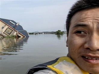 Người Trung Quốc giữa mênh mông sóng nước: Chống lũ, chống dịch bệnh, chống kẻ cắp
