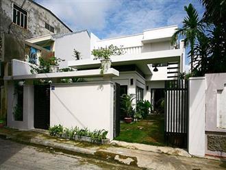 Nhà 2 tầng siêu đẹp, thiết kế hiện đại nhưng đượm hồn quê