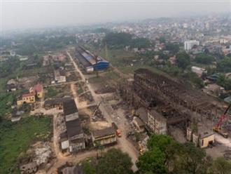 """Thái Nguyên báo cáo Thủ tướng vụ """"nhà máy thép biến thành dự án Thái Hưng Eco city"""""""