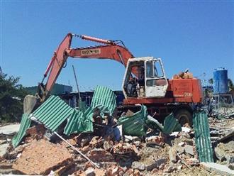 Nha Trang cưỡng chế khấn cấp 45 trường hợp xây nhà trái phép
