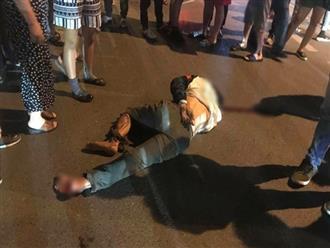 Hà Nội: Nhẫn tâm kéo lê nạn nhân hàng trăm mét trên đường sau va chạm, tài xế xe bán tải bị người dân đuổi đánh trong đêm