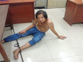 Nhân viên sửa xe máy truy đuổi, hạ gục tên trộm trên phố Sài Gòn
